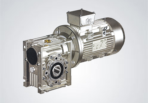 What kind of lubrication method is used for the spiral bevel gear reducer?